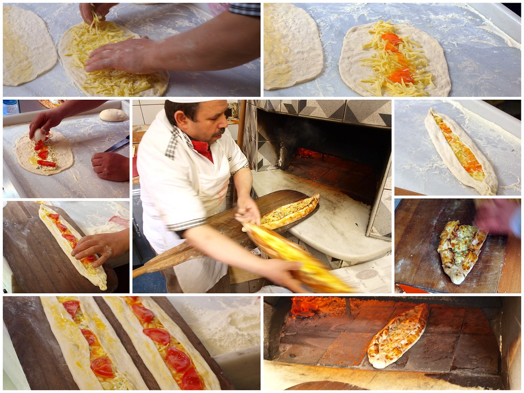 Pide Bakery in Istanbul