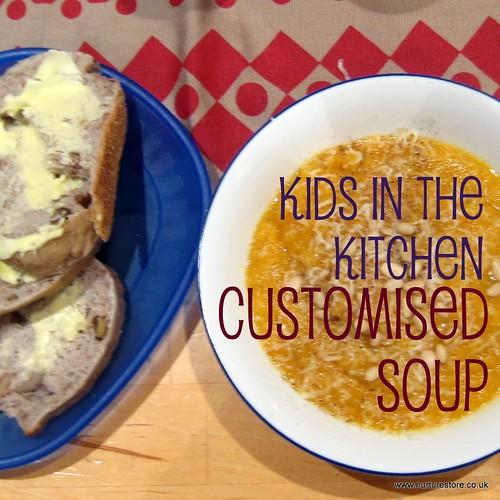 kids vegetable soup