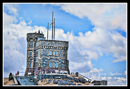 Cabot Tower by Nancy Hawkins