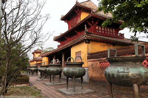 The Nine Dynastic Urns, Citadel