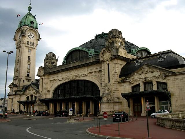limoges railway station france img 0109 flickr photo sharing. Black Bedroom Furniture Sets. Home Design Ideas