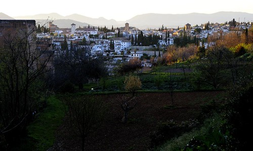 Desde la Alhambra