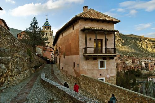 """Albarracín """" La ciudad monumento"""""""
