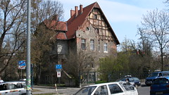 Wrocław Krzyki ulica Jaworowa