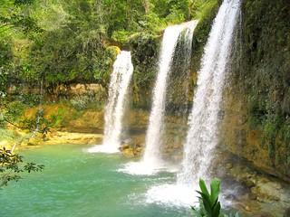 Dominican Waterfalls!