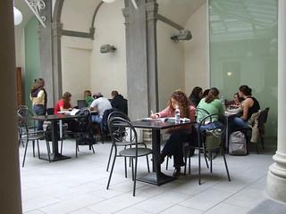 LdM's Florence Courtyard