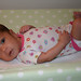 Small photo of Riya -- One Month Old!
