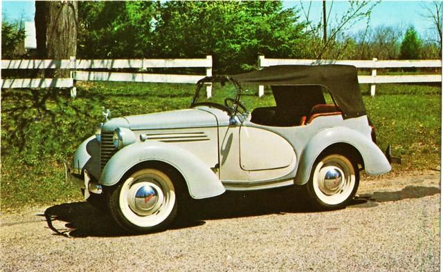 1938 Bantam 4-Passenger Foursome