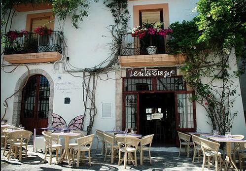 Restauran Tentazione Ibiza