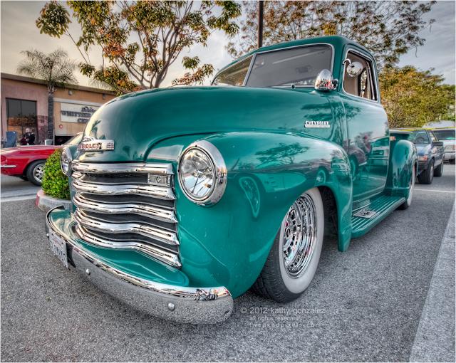 1951 chevrolet thriftmaster truck