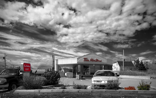 Couleur Locale 13 - Canada isn't Canada without Tim Horton's - or big skies