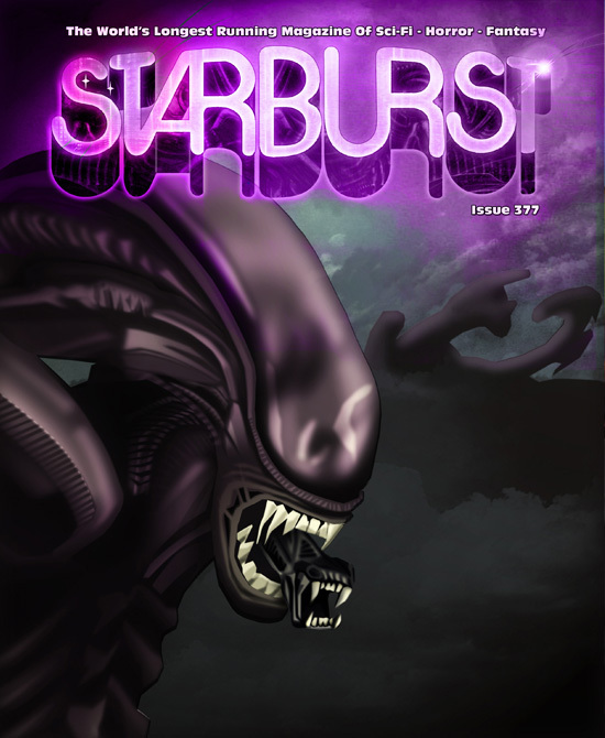 Starburst Magazine 377 Alien/Prometheus Cover