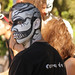 "Previos a la representación de ""Negre"" - Ibiza"