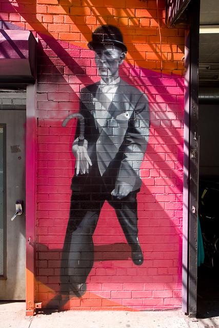 Kobra Mural in Chelsea