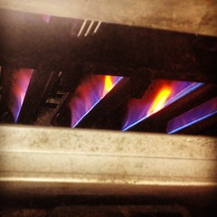 Broiler #hot #fire #cooking #grill