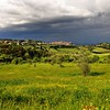 "Panorama toscano in: ""Quanto è bella primavera"" - Tuscan landscape in: ""How beautiful is spring"""