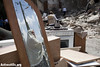 Home demolition, Jabal al Mukabbir , East Jerusalem 21.05.2013