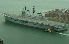 Farewell to HMS Ark Royal
