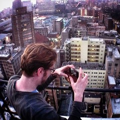 @ryanm shooting #joburgcity with a pinhole camera. @fiverlocker: Check! @intermission #inter_view