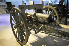 French 75mm Gun WW1