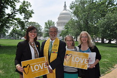 Advocating for Compassionate Immigration Reform on Capitol Hill