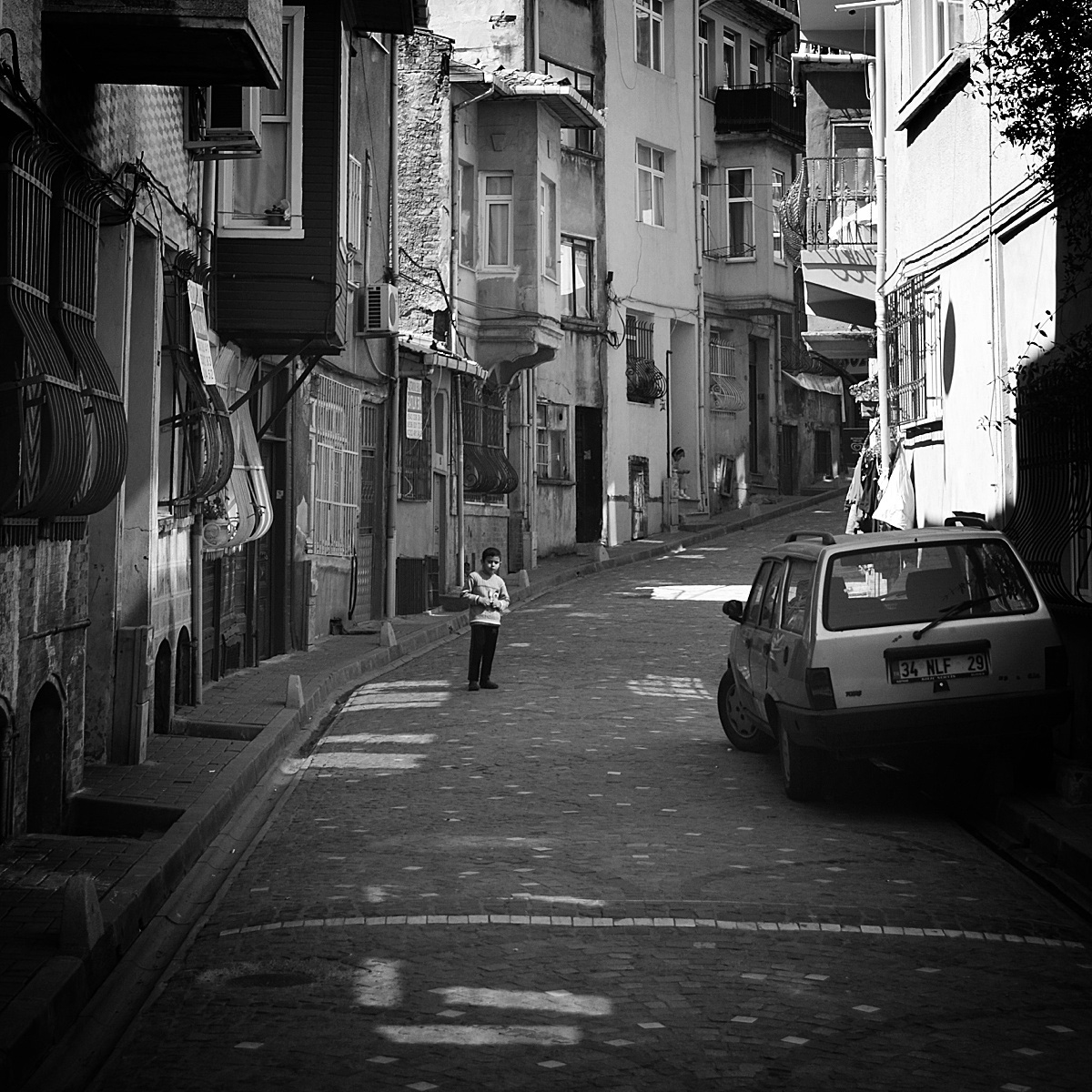 Istanbul Streetlife