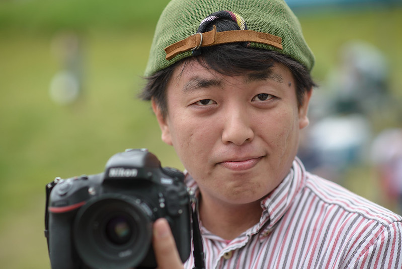 Camera-Off BBQ in Tamagawa