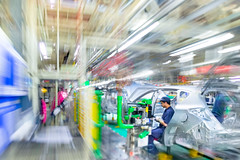 Toyota Manufacturing UK - Assembly
