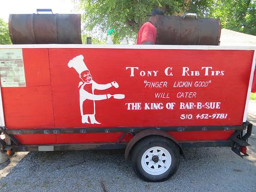 Tony C Rib Tips