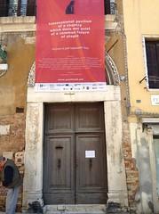 Pavillion 0 at the Sigma Foundation's palazzo on Campo San Paolo, Venice