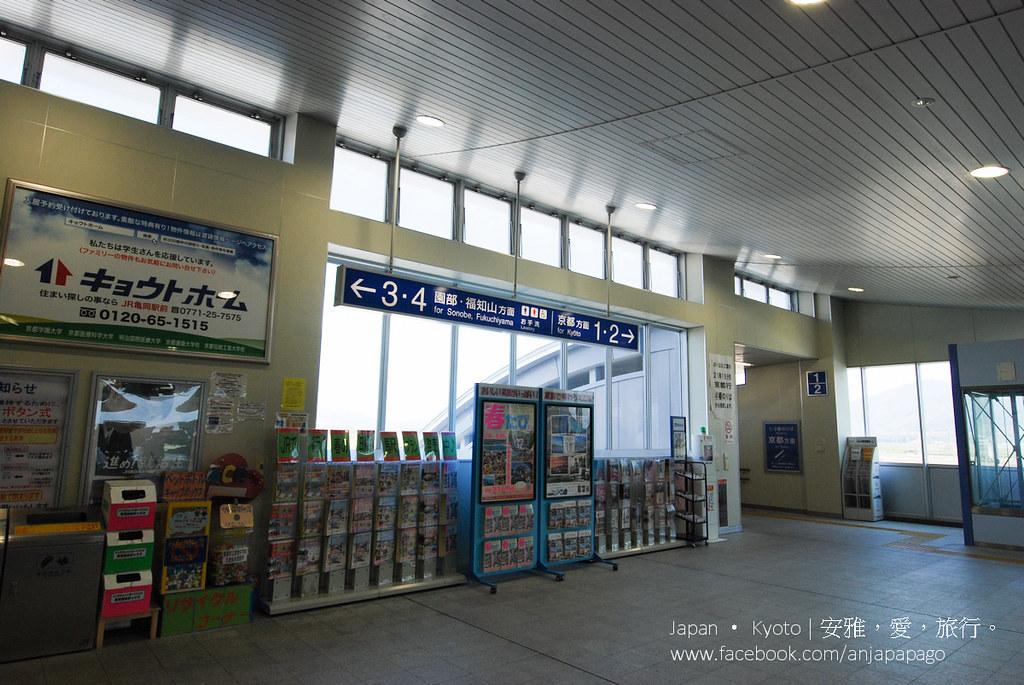 龟冈火车站1