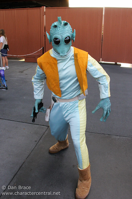 Meeting Greedo