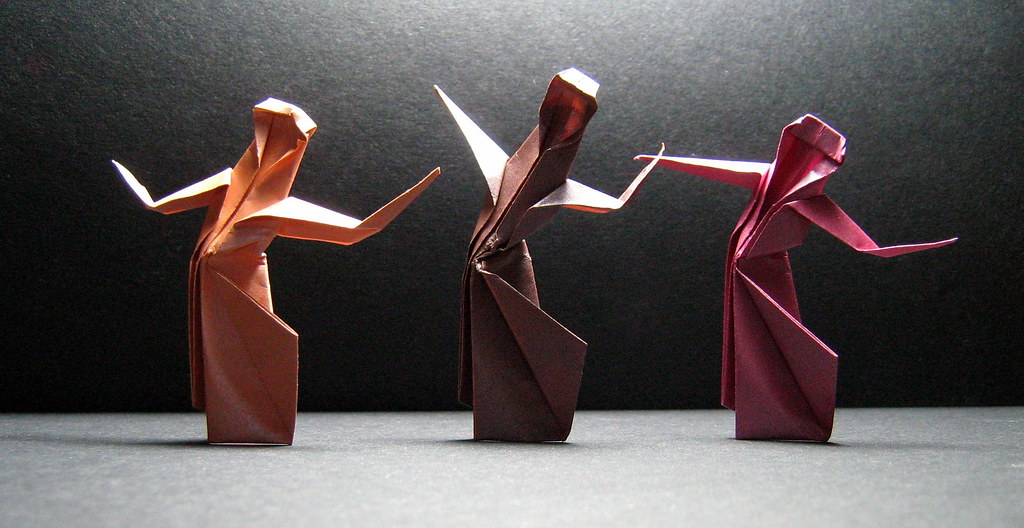 How Origami Was Made
