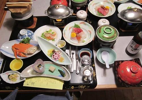 IMG_5179 南三陸ホテル観洋の夕食 2013年4月21日19:16 by Poran111