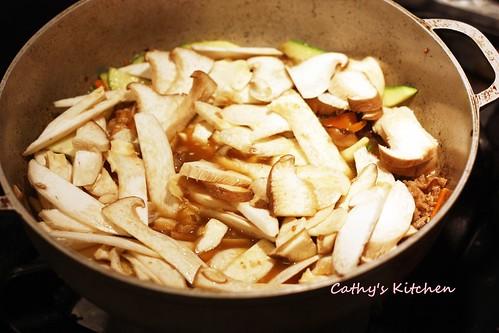 韓式烤肉粉絲湯  BulGoGi Soup 10