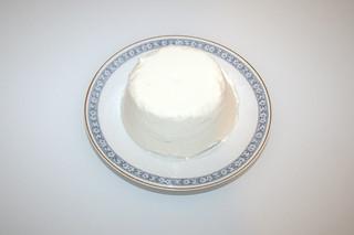 12 - Zutat Ricotta / Ingredient ricotta