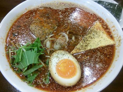 ra130606アートマサシヤ 酸辣特製麺 濃口 大盛