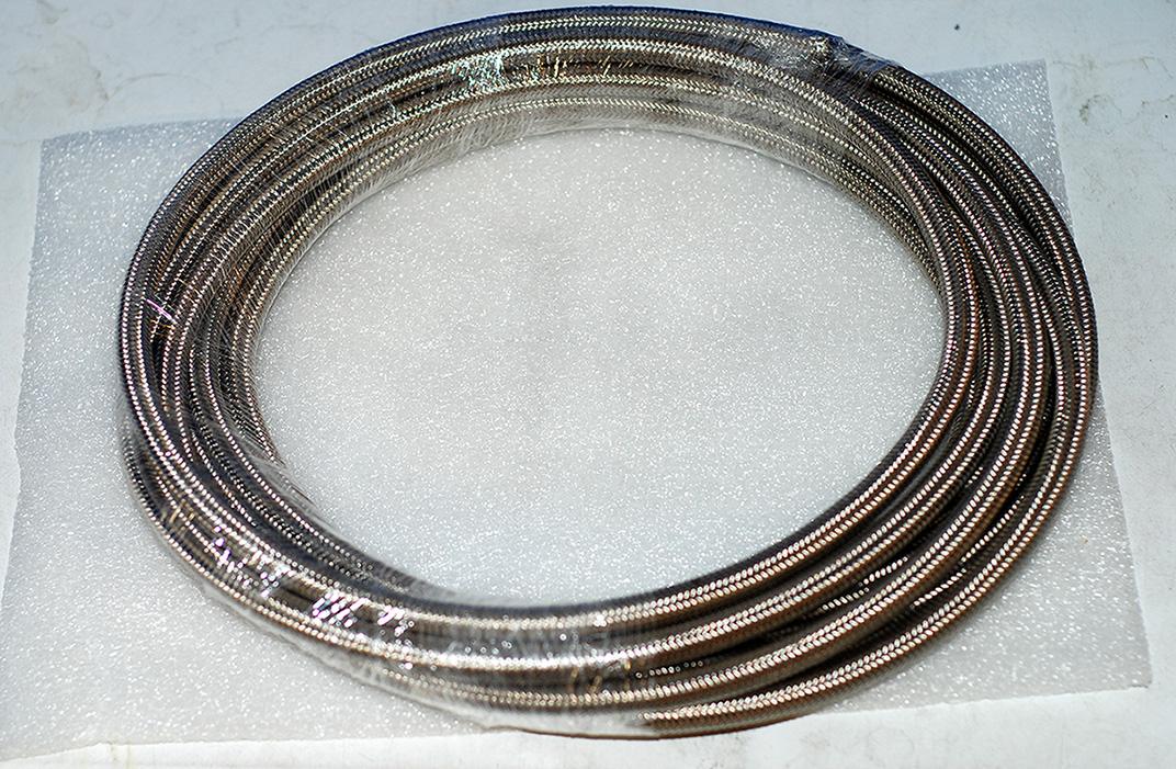 Hook up micron gauge vacuum pump