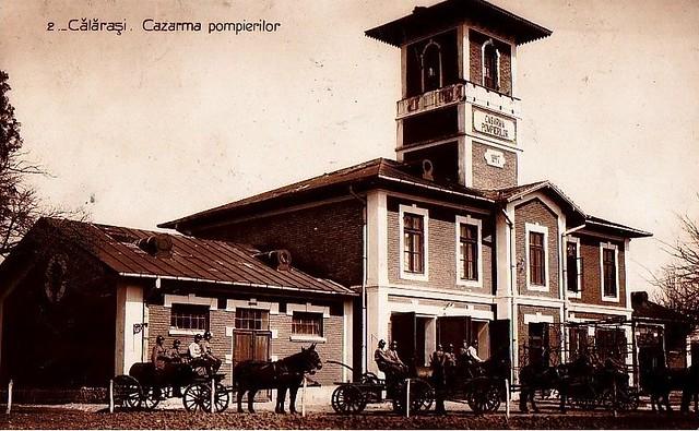 CALARASI - CAZARMA POMPIERILOR