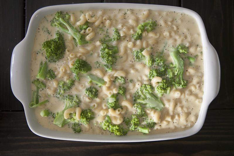broccoli macaroni and cheeseIMG_2893