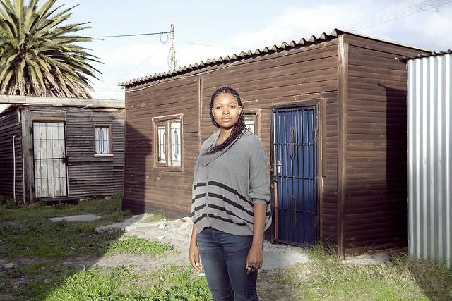 South African Soprano Pumeza Matshikiza © Sarah Nankin