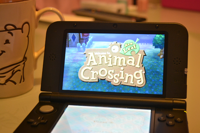 Daisybutter - UK Style and Fashion Blog: nintendo 3ds xl, animal crossing new leaf review, animal crossing new leaf uk release, recommended games 2013