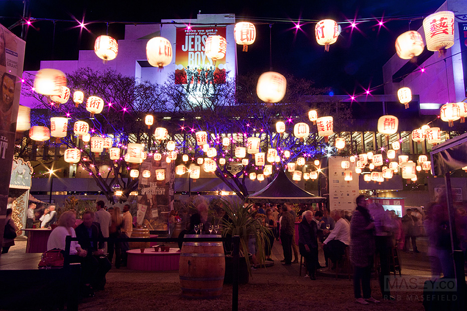 Brisbane Festival's stunning Chinese Lantern Parade.