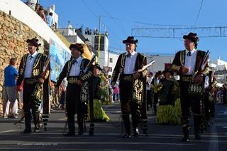 Mojácar 2013/Parade of the Moors & Christians Festival/ Fête maures et chrétiens
