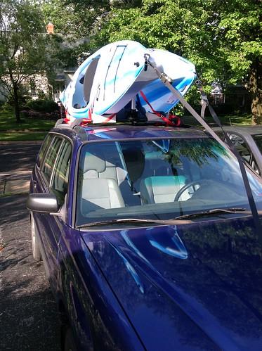 New kayaks!