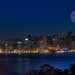 Bay Bridge Fireworks by illuminaut