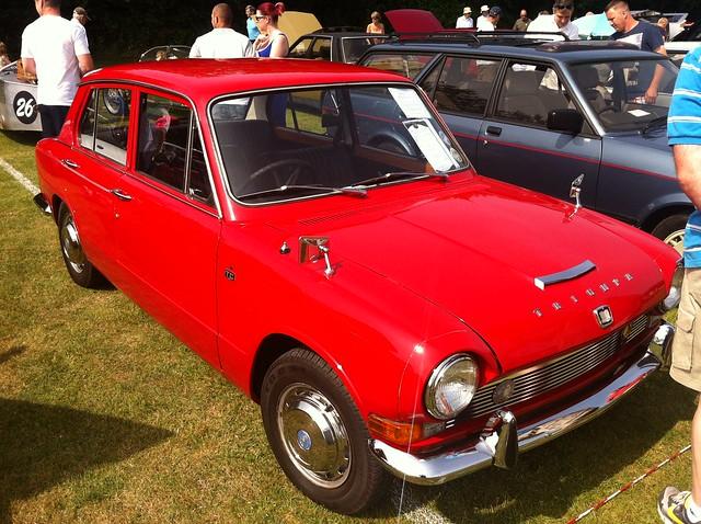 Doncaster Classic Car Show