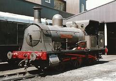 Haydock Foundry locos