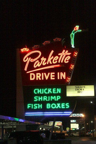 Parkette Drive In - Lexington, KY