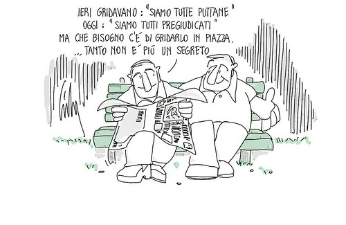 Un pregiudicato al Governo? (2) by Livio Bonino